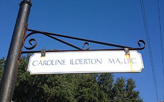 The Office of Caroline Ilderton